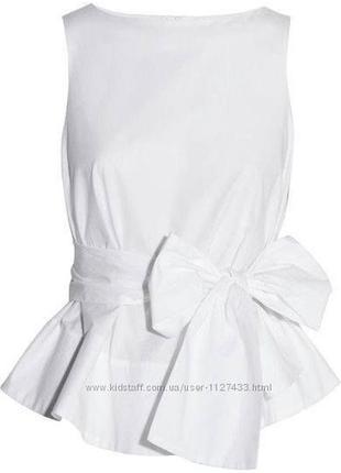 Блузка белая женская, для подростков, детская.   оптовая цена!!!