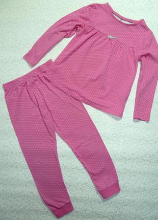 Пижама george на 5-6 лет