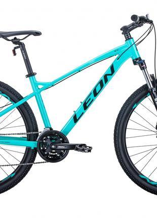 Велосипед 27.5″ Leon XC-90 2020 (бирюзовый)