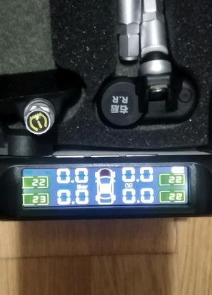 Tpms Система контроля давления в шинах датчики давления температу