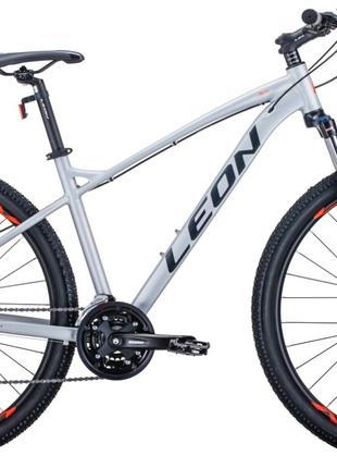 Велосипед 29″ Leon TN-90 2020 (серый)
