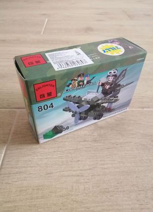 Конструктор Літак 50 деталей