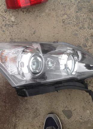 Фара передняя R xenon комплектная Honda CR-V crv Хонда СРВ ЦРВ 20