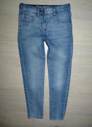 Скинни, джинсы matalan 6-7 лет