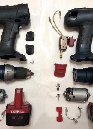 Запчасти на шуруповерт Bosch GSR 14.4 VE-2 0601912420