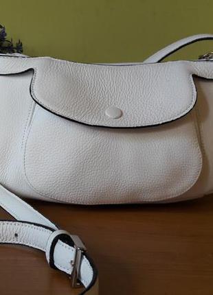 Кожаная женская сумка kesslord