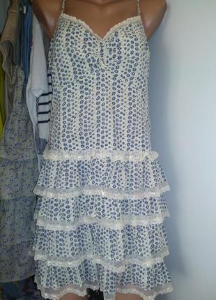 Платье сарафан new look xl - xxl