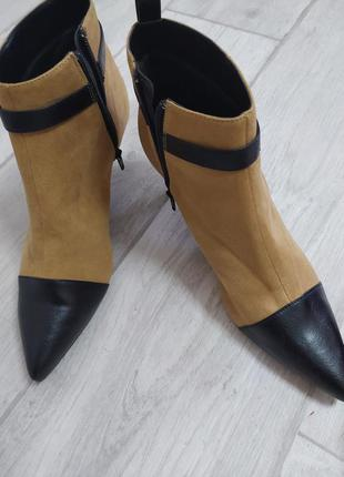 Крутецкие/деми/ботиночки/new look/40 🤍