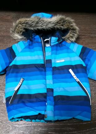 Куртка детская зимняя Lenne