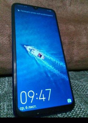 Хит продаж 2019 оригинал 8 ядра смартфон Huawei P smart 3/64gb