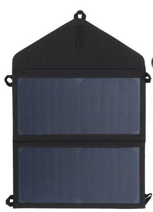 Портативная солнечная панель 15 Вт, зарядное устройство