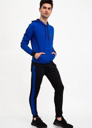 Спортивный  костюм мужской  цвет электрик