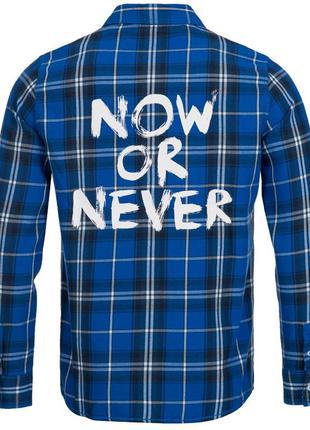 Мужская рубашка adidas NEO LX EAN4054709283512 S-48, М-50 M32521
