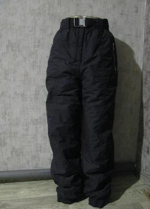 Штаны лыжные женские размер м