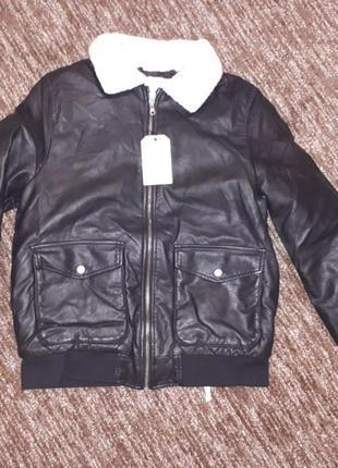 Куртка бомбер zara 164
