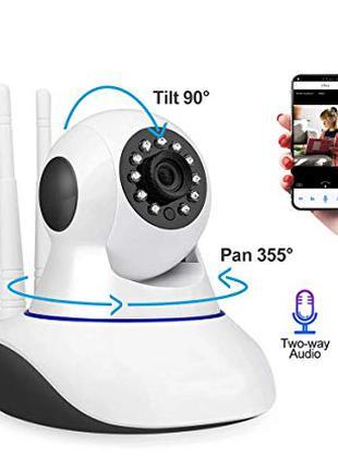 Камера видеонаблюдения настольная IP 6030B/100ss/PT2/1mp