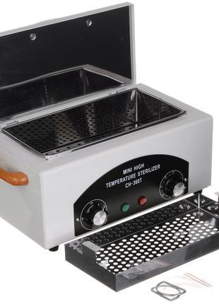 Стерилизатор сухожаровой шкаф Sanitizing Box CH-360T Большой