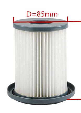 Фильтр цилиндрический для пылесоса Philips HEPA FC8047/02 4322004