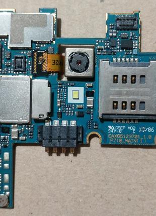 Плата к LG Optimus L7 II P710