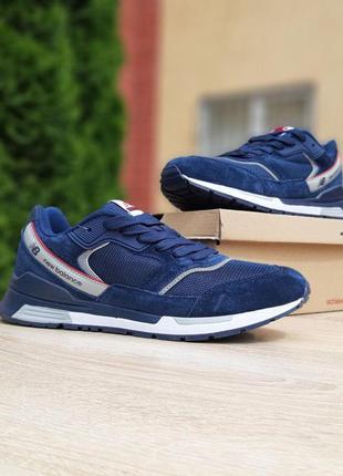 Sale 👟 кроссовки мужские  new balance fc синие 👟