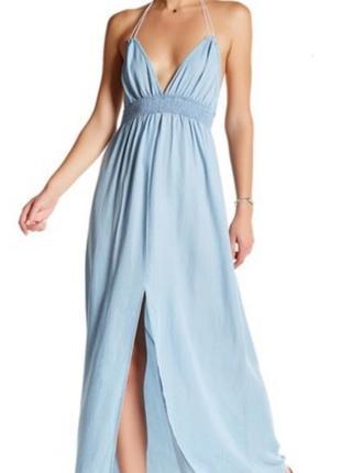 Платье макси р s