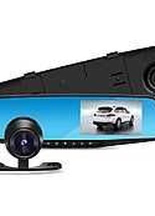 Зеркало видеорегистратор с камерой заднего вида DVR 1388EH