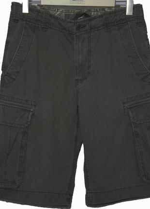 Мужские шорты-карго