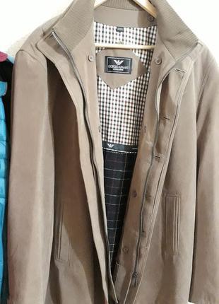 Giorgio Armani пальто куртка