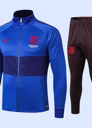 Футбольный костюм для детей барселона jacket nike 2020 (2868)
