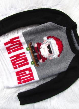 Стильная кофта свитер next новый год