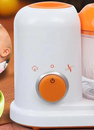 Пароварка, блендер для детского питания.