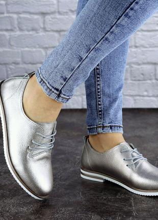 Туфли женские кожа Cisco