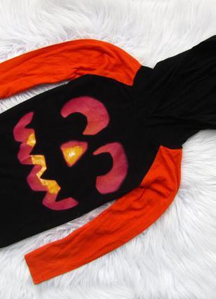 Стильная кофта свитшот  реглан   с капюшоном  gap halloween