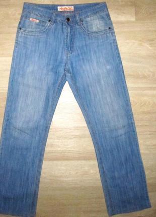 Джинсы мужские летние airstar jeans wear турция размер w:31 l:34