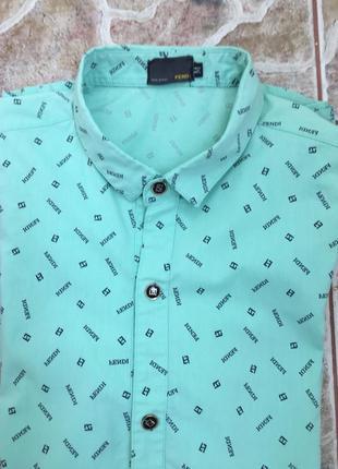 Мужская рубашка испания /чоловіча сорочка