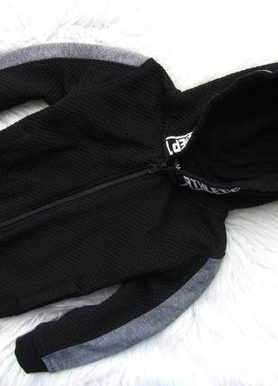 Стильная кофта свитшот  реглан   с капюшоном primark