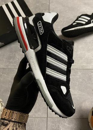 Adidas zx 750 black/white.