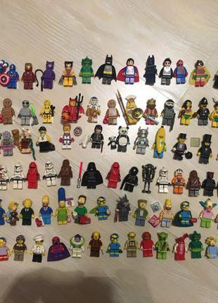 LEGO лего Оригинал только одним лотом 120 штук