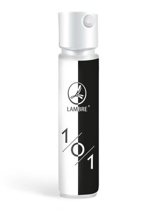 Парфюмированная вода  унисекс lambre №101 (пробник) 1,2 мл mol...