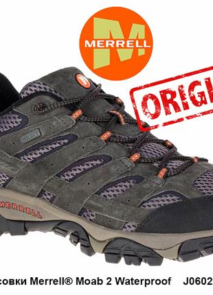 Кроссовки Merrell® Moab 2 Waterproof original 11,0US, 45.0EU J060