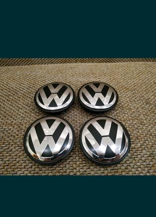 Колпачки на диски Volkswagen Touareg 7l 7l6601149 77мм 5 112