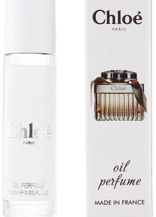 Женские масляные духи Chloe Eau de Parfum - 10 мл (Шариковые)