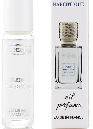 Масляный шариковый парфюм Ex Nihilo Fleur Narcotique (Унисекс)-10