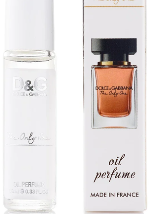 Женские духи Dolce&Gabbana The Only One масляные - 10 мл