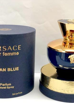 Versace Dylan Blue Pour Femme_Оригинал EDP_10 мл затест парф.вода