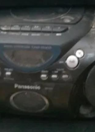 Бумбокс Panasonic (CD+радио)