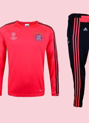 Детский тренировочный костюм для футбола бавария мюнхен adidas...