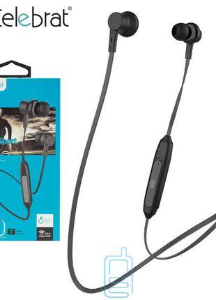 Bluetooth наушники с микрофоном Celebrat A20