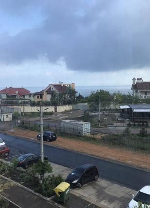 Квартира в первой линии от моря в элитном доме с видом на море