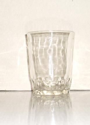 Стаканы Толстое стекло 12 штук СССР